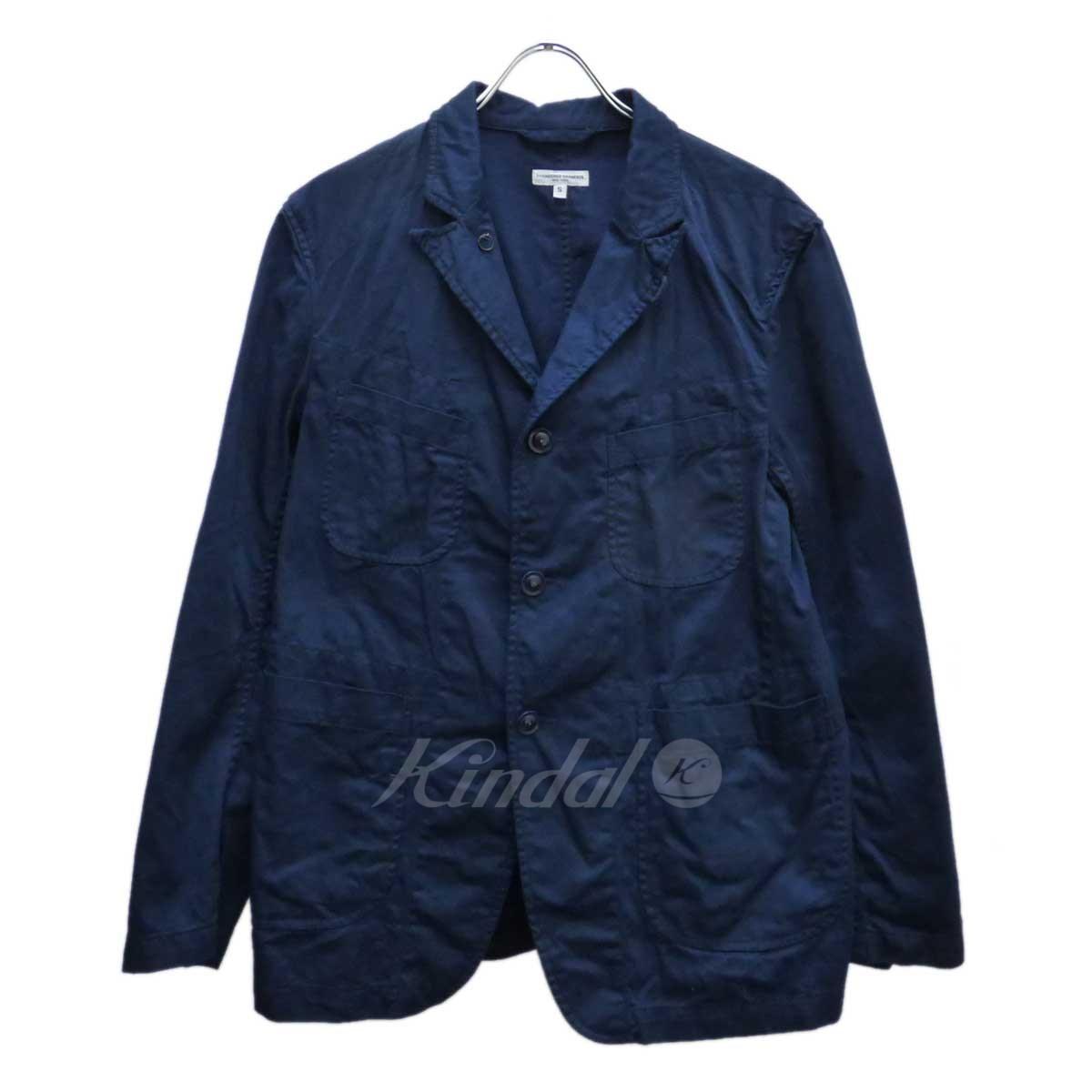 【中古】Engineered Garments 4.5oz Waxed Cotton Bedford Jacket コットンジャケット 【送料無料】 【083411】 【KIND1551】