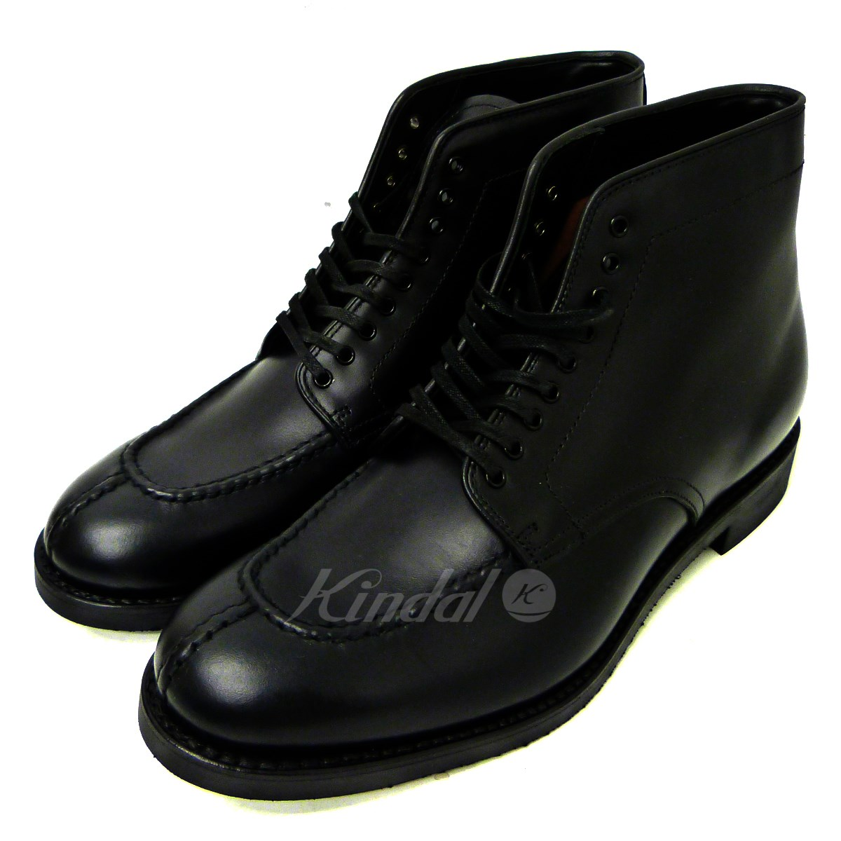 【中古】NEIGHBOR HOOD 16AW「M 41 W.B SMOOTH/CL-SHOES」レースアップブーツ 【送料無料】 【151922】 【KIND1551】