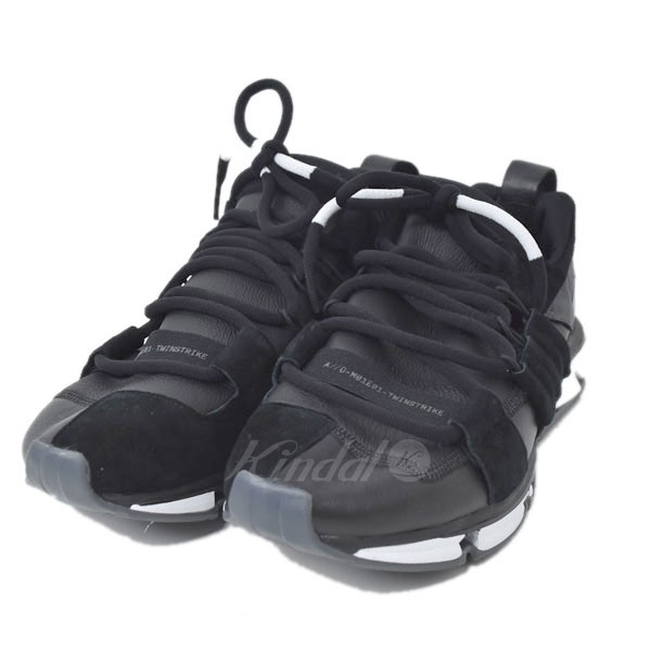 【中古】adidas Twinstrike ADV Stretch Leather レザースニーカー 【送料無料】 【296550】 【KIND1641】
