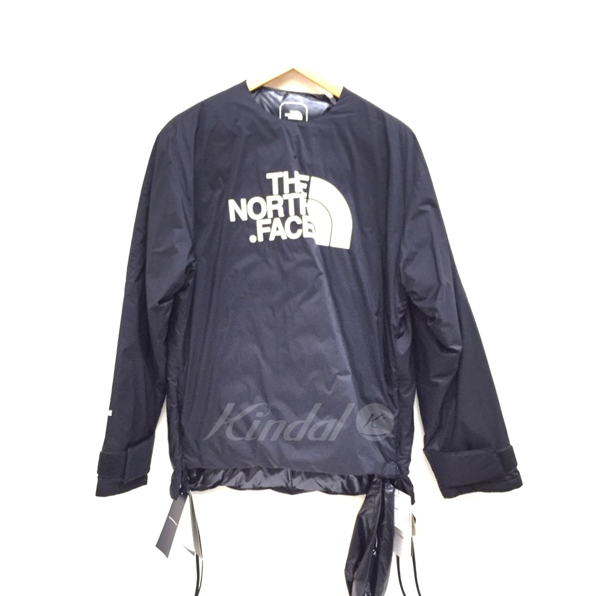 【中古】HYKE×THE NORTH FACE Light Down Top ライトダウントップ 2018AW 【送料無料】 【137369】 【KIND1551】