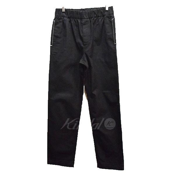 【中古】UNUSED 18SS STITCH EASY PANTS パンツ 【送料無料】 【009653】 【KIND1551】