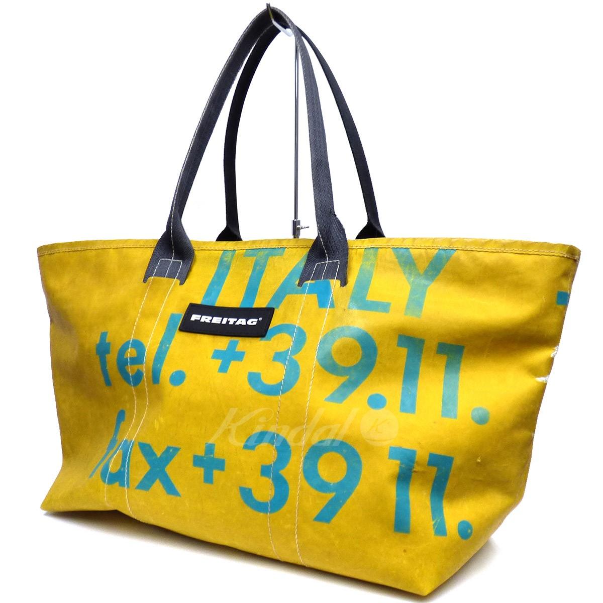 【中古】FREITAG F73廃盤COOPERクーパートートバッグ 【送料無料】 【005844】 【KIND1551】