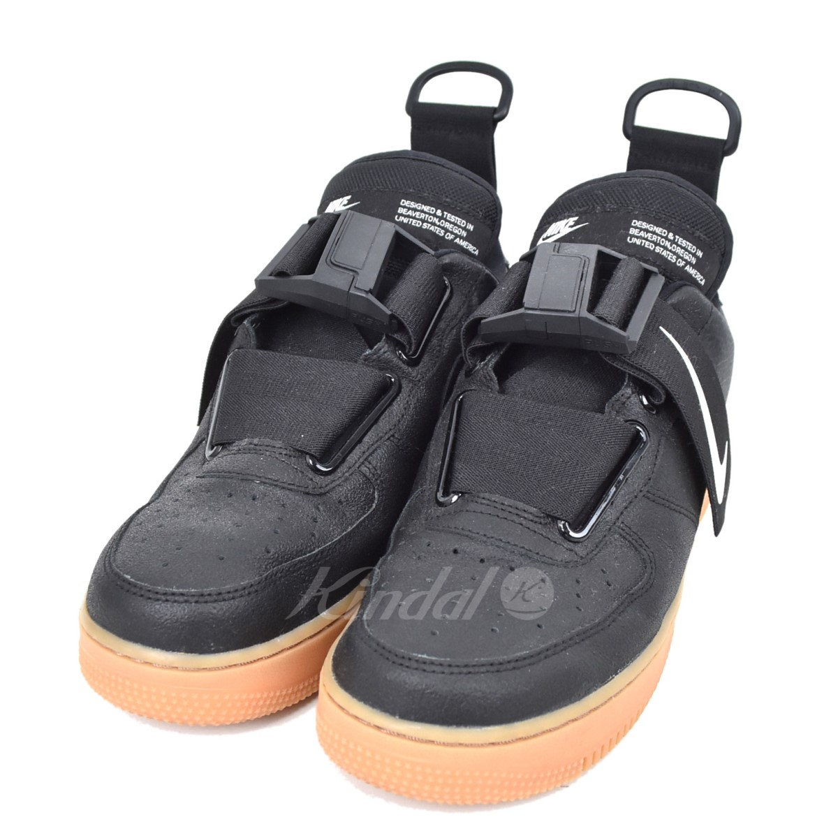 【中古】NIKE AIR FORCE 1 UTILITY スニーカー 【送料無料】 【298400】 【KIND1551】
