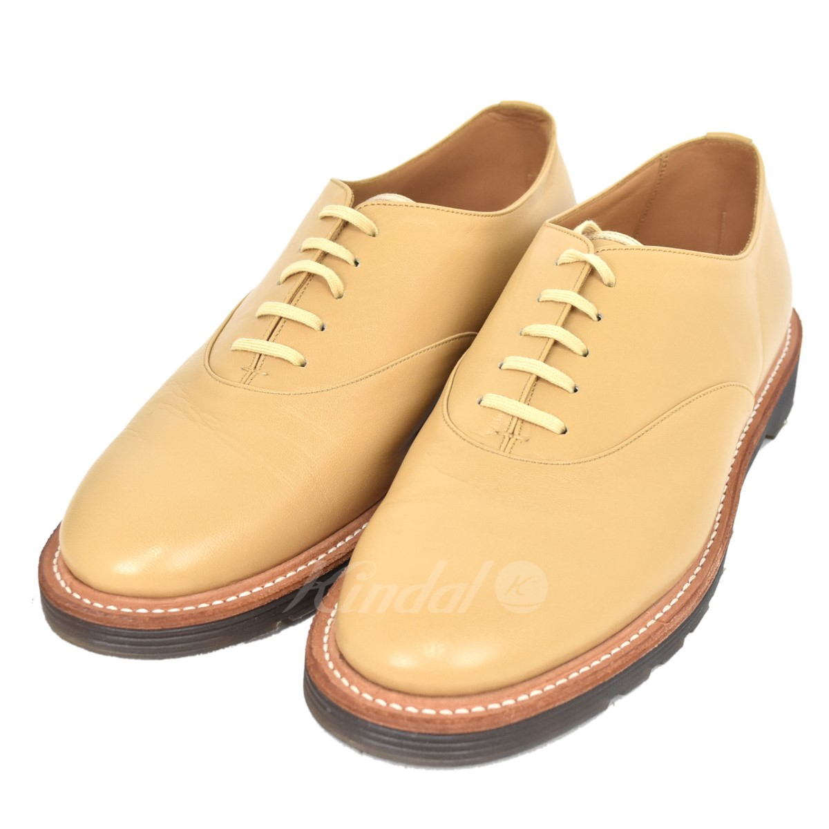 【中古】TAKAHIROMIYASHITA TheSoloIst. FRENCH OXFORD スニーカー 【送料無料】 【141360】 【KIND1551】