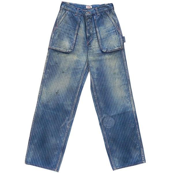 【中古】JELADO Signmakers Pants ペインターパンツ ビンテージ加工 【送料無料】 【002184】 【KIND1551】