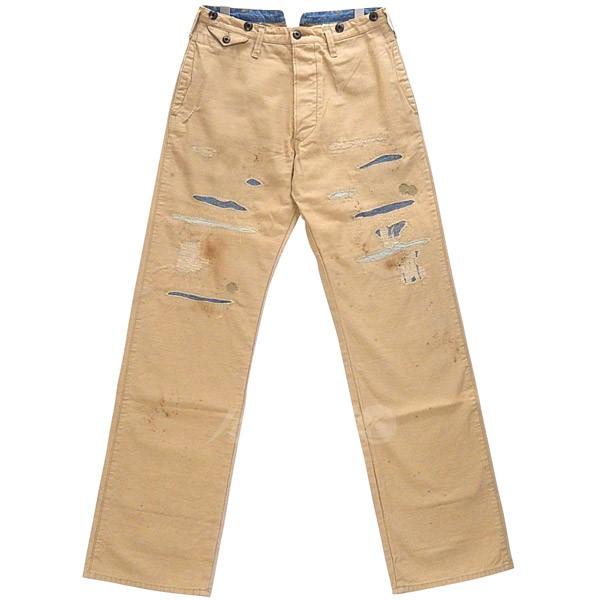 【中古】JELADO DUG OUT PANTS ダグアウトパンツ ヴィンテージ加工 【送料無料】 【002185】 【KIND1551】