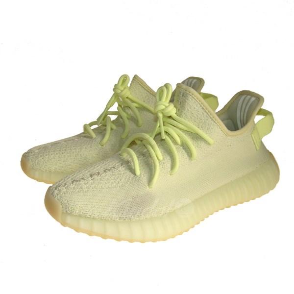 108661534 adidas originals by Kanye West YEEZY BOOST 350 V2 BUTTER butter (Peer  yellow) size  25 0 (Adidas originals by Kanie waist)