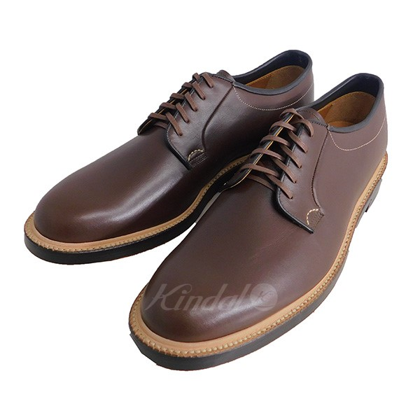 【中古】PLUSON SHOE SUPPLY 5 Eye Plain Toe 【送料無料】 【004763】 【KIND1551】