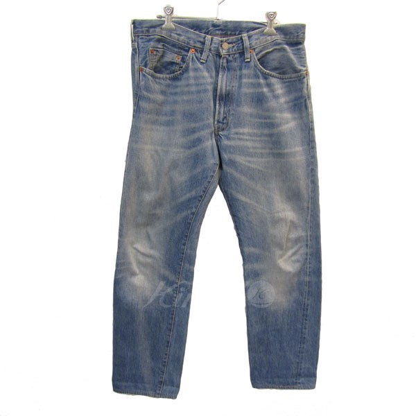 【中古】LEVIS VINTAGE CLOTHING 54501Z-XX USED加工デニムパンツ 【送料無料】 【009237】 【KIND1551】