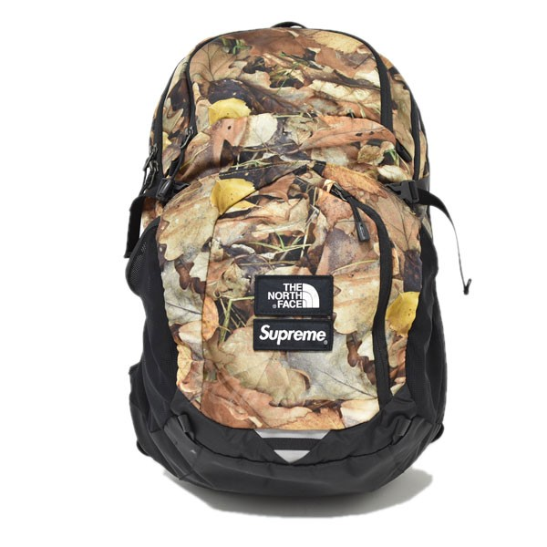 【中古】SUPREME×THE NORTH FACE 16AW Leaves Pocono Backpack 【送料無料】 【132575】 【KIND1551】