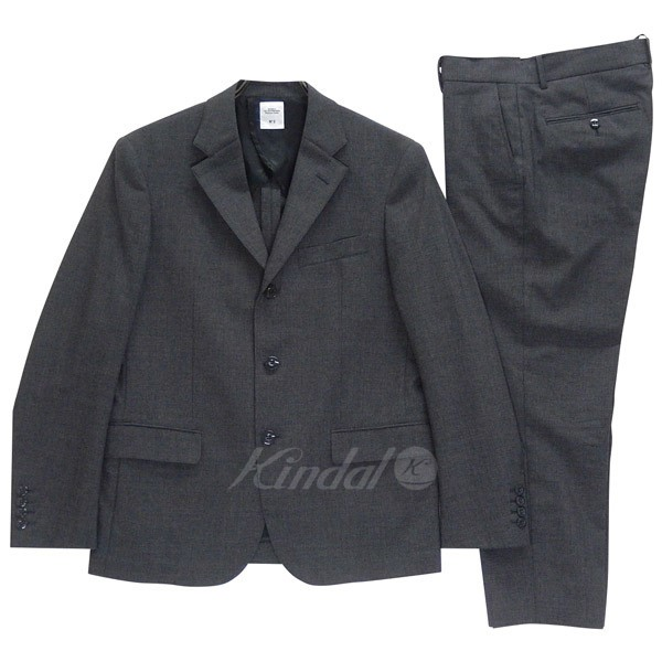 【中古】BEDWIN & THE HEARTBREAKERS 3B CORDURA WOOL セットアップ スーツ 【送料無料】 【004600】 【KIND1551】