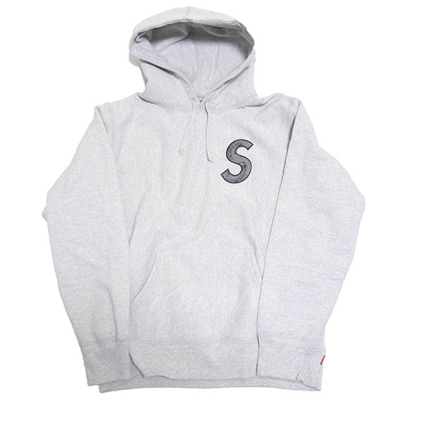 【中古】Supreme 2018AW  「S Logo Hooded Sweatshirt」 プルオーバーパーカー 【送料無料】 【012754】 【KIND1551】