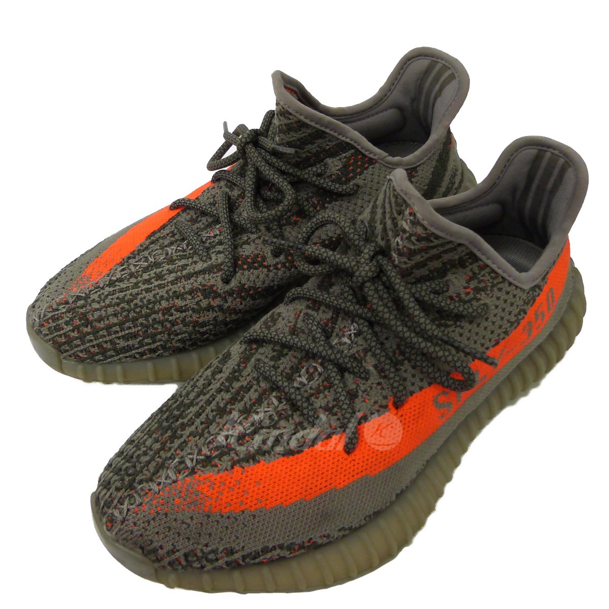 【中古】adidas originals by Kanye West 「YEEZY BOOST 350 V2」スニーカー 【送料無料】 【153384】 【KIND1551】