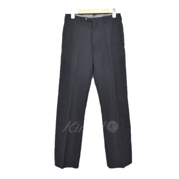 【中古】CAROL CHRISTIAN POELL スラックスパンツ ブラック サイズ:44 【送料無料】 【040119】(キャロルクリスチャンポエル)