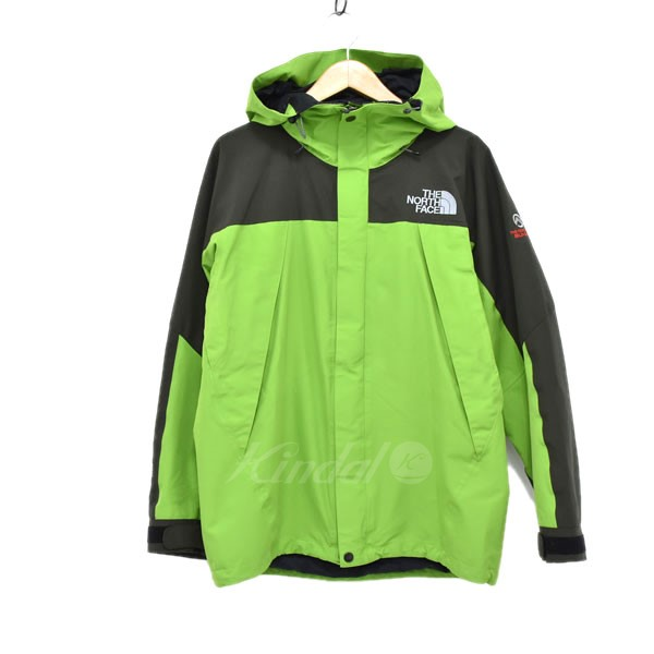 1884a3201 THE NORTH FACE summit series mountain parka green size: M (the North Face)