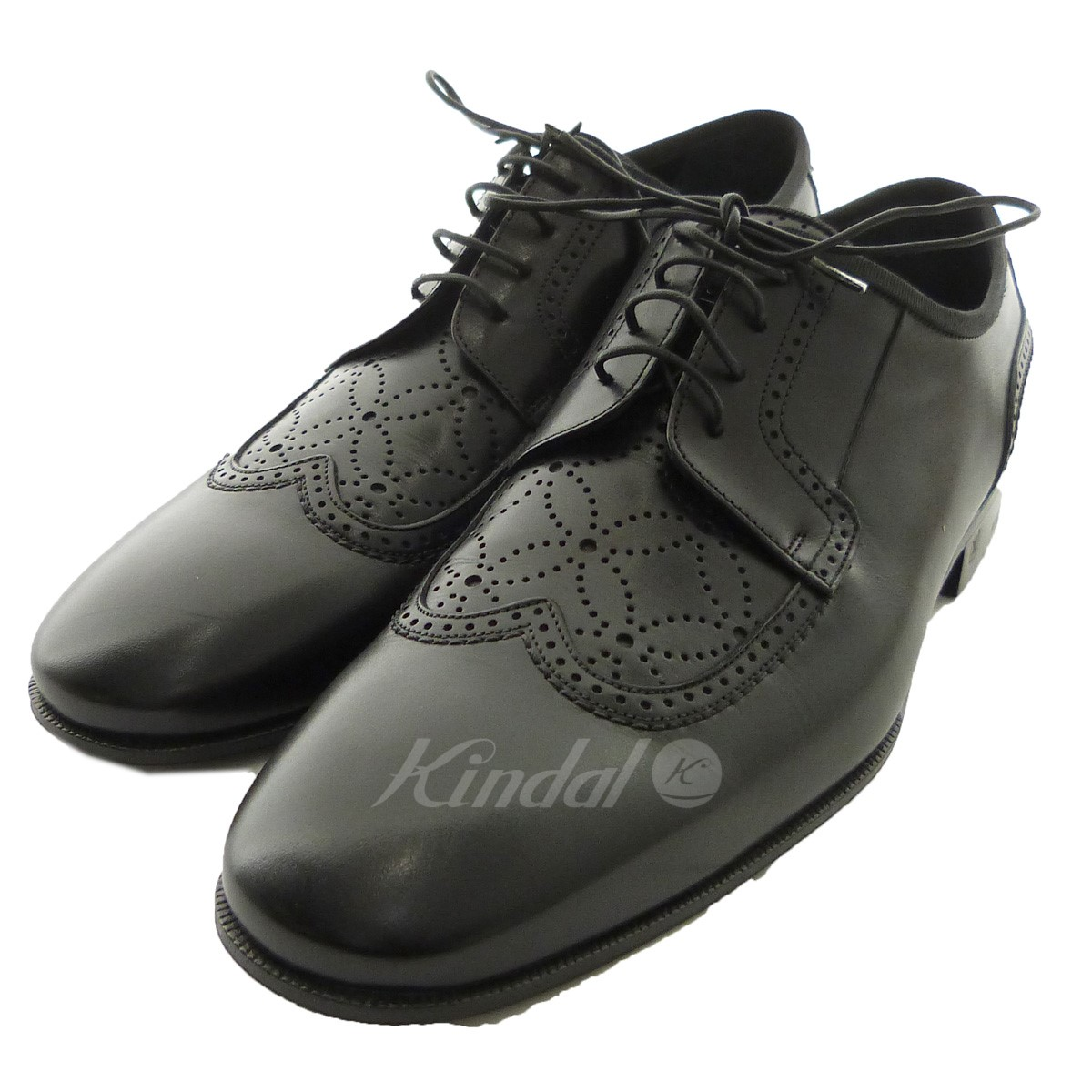 【中古】LOUIS VUITTON 「ACAJOU DERBY」ダービーシューズ 【送料無料】 【172394】 【KIND1641】
