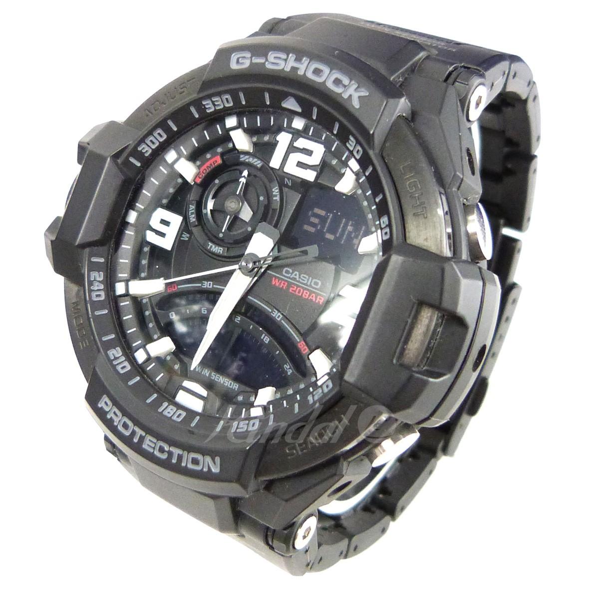 【中古】CASIO G-SHOCK GA-1000FC「SKY COCKPIT」腕時計 【送料無料】 【172752】 【KIND1641】