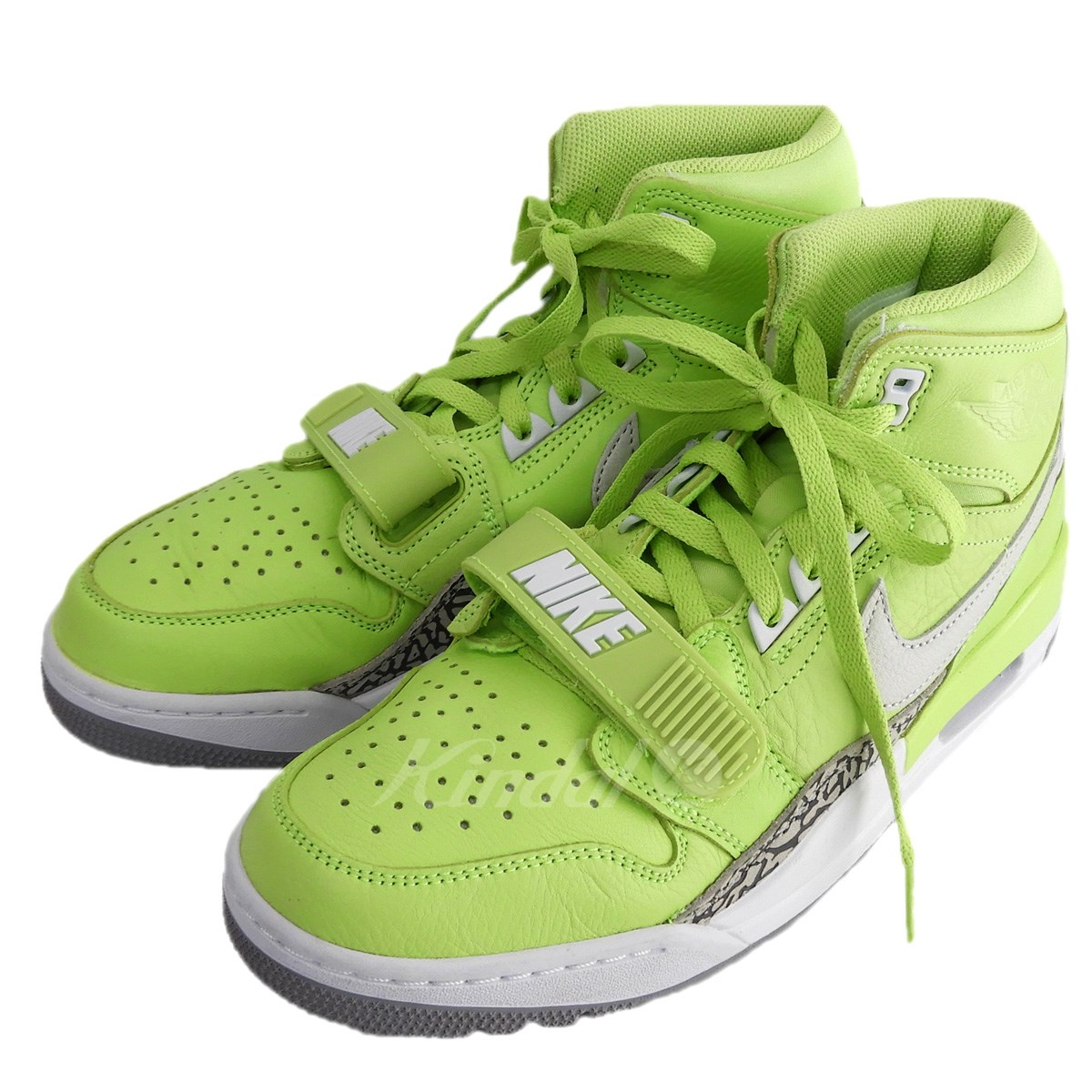 【中古】NIKE × JUST DON/DON C 「AIR JORDAN LEGACY 312 NRG」スニーカー 【送料無料】 【177190】 【KIND1641】