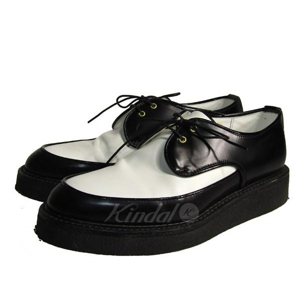 【中古】KIDS LOVE GAITE 18AW Creeper Shoes クリーパーシューズ ラバーソール 【送料無料】 【047447】 【KIND1641】