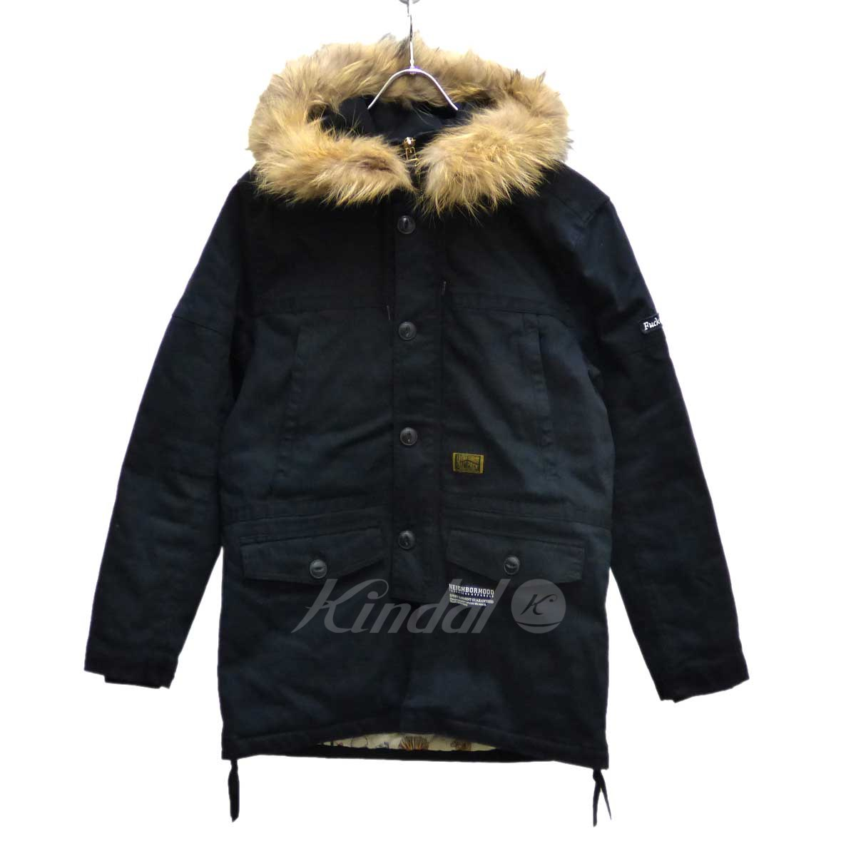 【中古】NEIGHBOR HOOD THUNDERSTRUCK C-JKT ジャケット 【送料無料】 【209286】 【KIND1641】