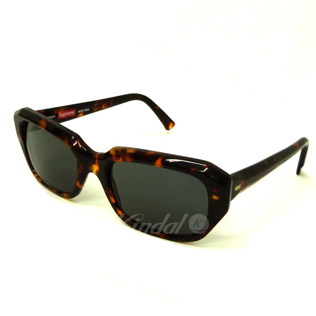 【中古】SUPREME 18SS「Booker Sunglasses」サングラス 【送料無料】 【161716】 【KIND1641】