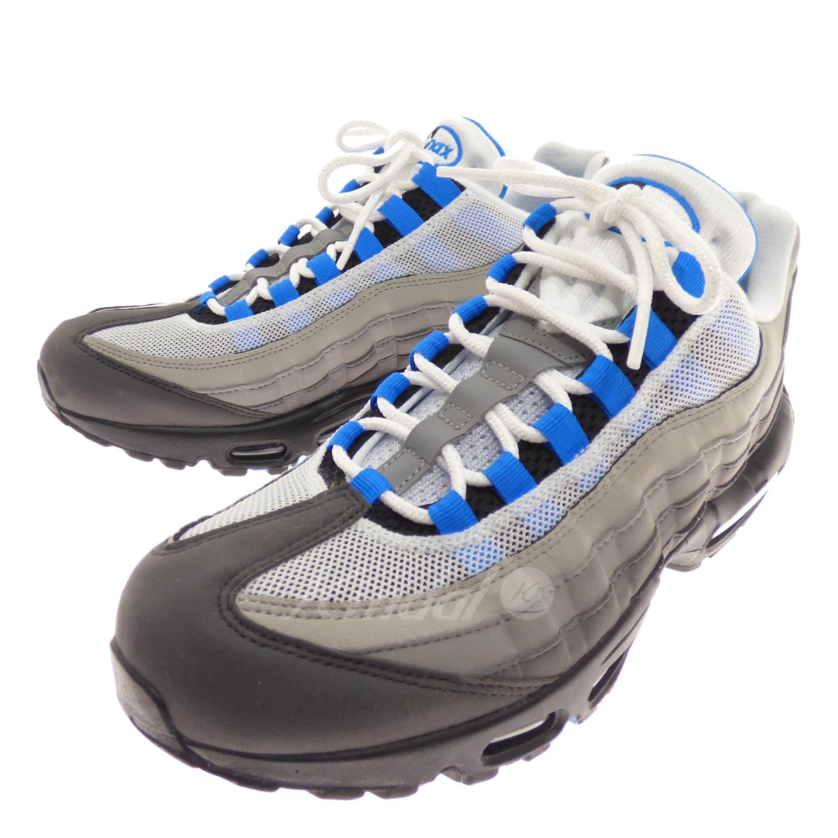 NIKE AIR MAX 95 CRYSTAL BLUE sneakers AT8696-100 blue size  27. 5cm (Nike) 046cf7127