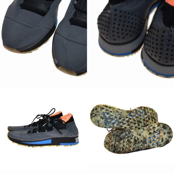 buy popular b50df ec8f6 adidas originals by Alexander Wang 2017AW AW RUN MID AC6844 sneakers gray  size: 27