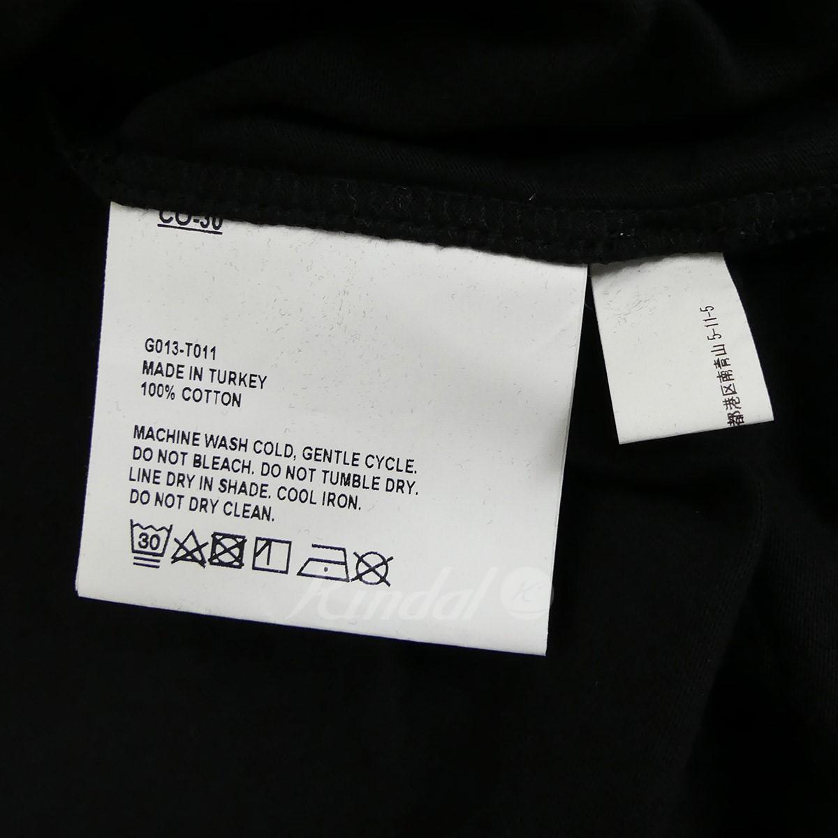a463a85a8 ... Gosha Rubchinskiy short sleeves print T-shirt GRAPHIC TEE 2018AW black  size: XS ...
