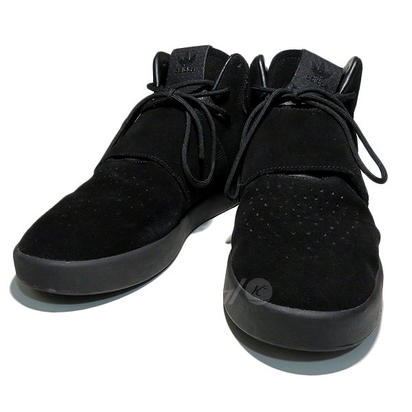 the latest 9921b d33f9 adidas TUBULAR INVADER STRAP sneakers black size: 27 5cm