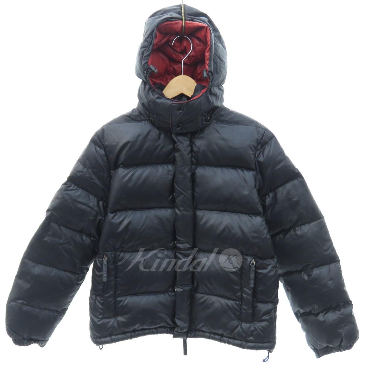 【中古】DUVETICA ダウンジャケット ブラック サイズ:44 【030219】(デュベティカ)