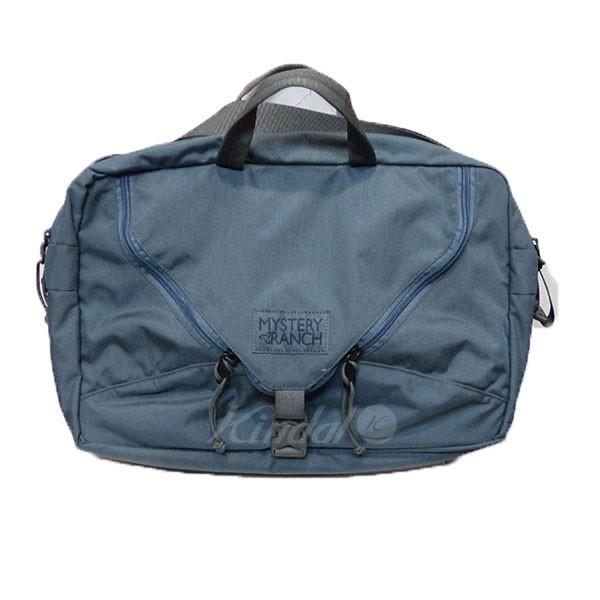 【中古】MYSTERY RANCH ミステリーランチ 3WAY バッグ 鞄 グレー サイズ:- 【送料無料】 【040219】(ミステリーランチ)
