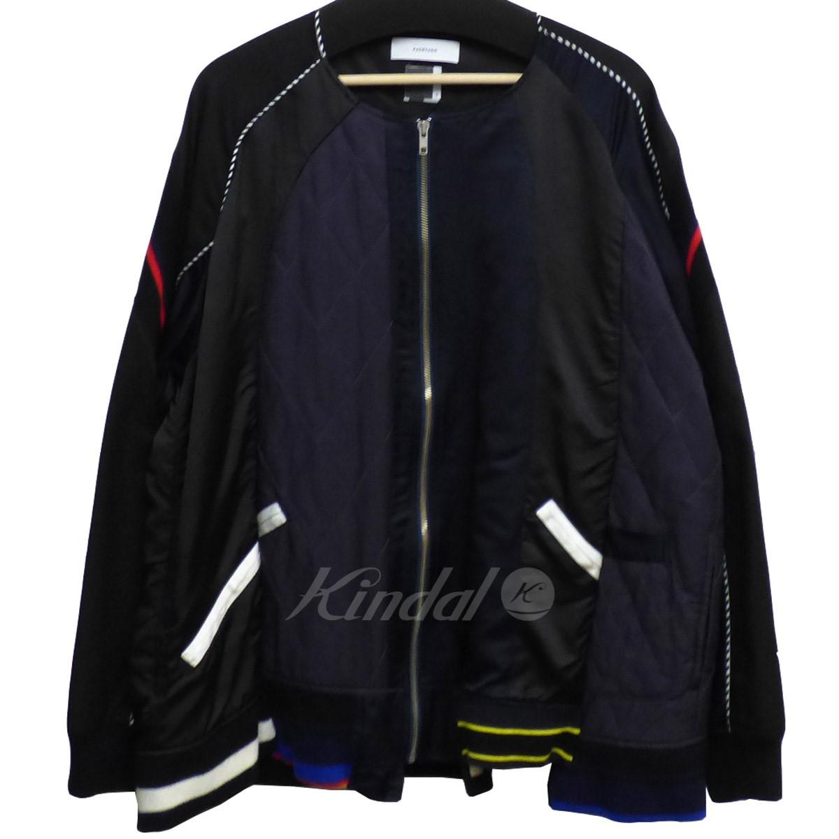 【中古】FACETASM 16AW MIX SKA JACKETミックススカジャケット 再構築スカジャンMA-1 マルチカラー サイズ:5 【送料無料】 【040219】(ファセッタズム)