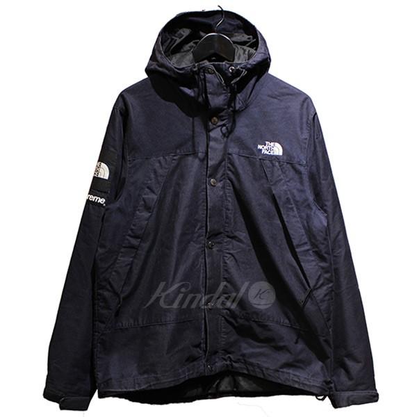 【中古】SUPREME×THE NORTH FACE 12AW Mountain Shell Jacket corduroy マウンテンジャケット 【送料無料】 【012634】 【AO1648】