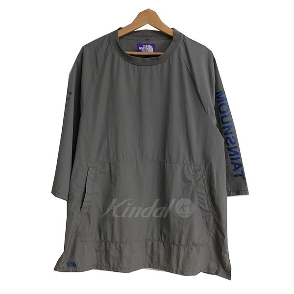 【中古】THE NORTH FACE PURPLE LABEL Mountain Wind Anorak With Hat 【送料無料】 【177154】 【SR1646】