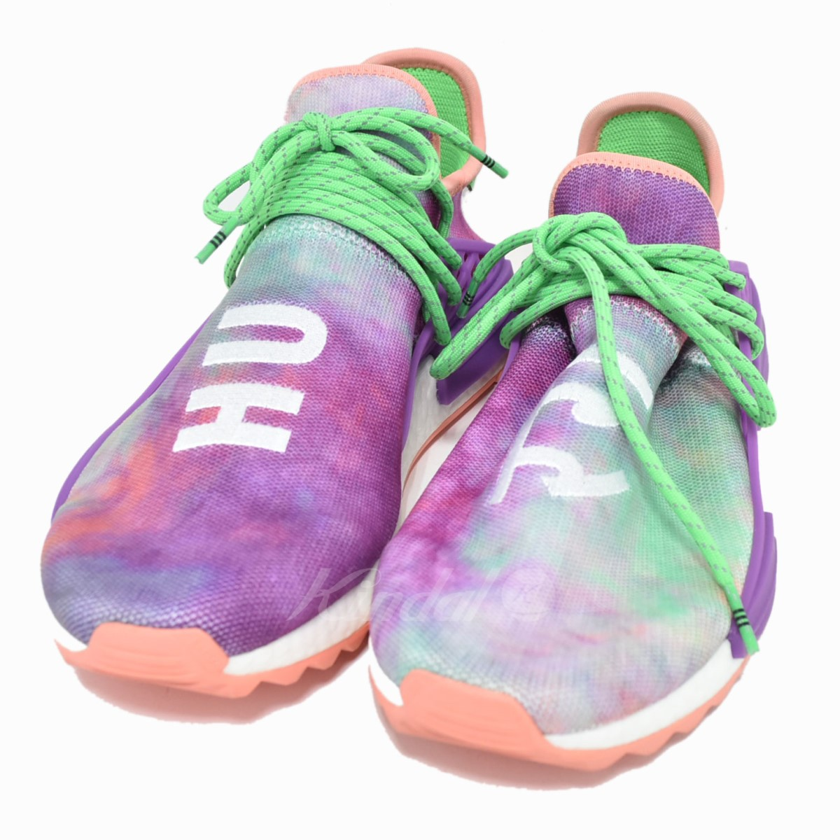 outlet store e8d47 95c35 adidas PW NMD HU Holi sneakers purple size: 28 5cm (Adidas)