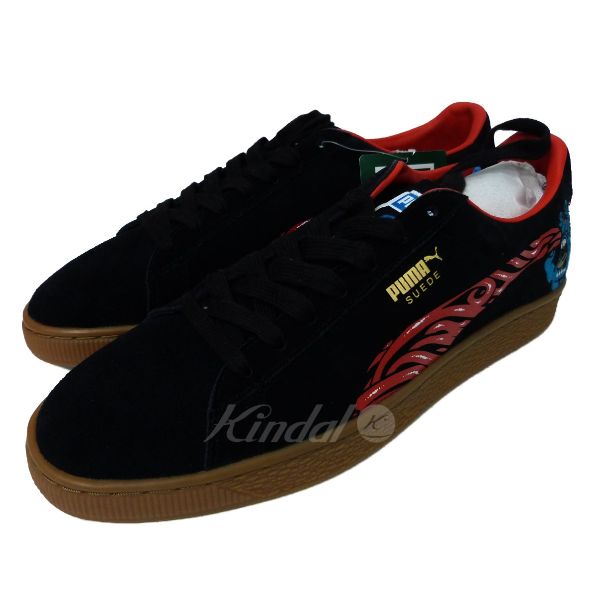 huge discount 21952 33f4f PUMA X SANTA CRUZ