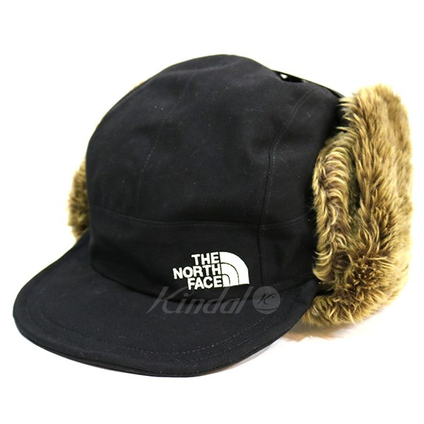 THE NORTH FACE NN41708 Frontier Cap flight cap black size  M (the North Face ) 9dfa55ced20