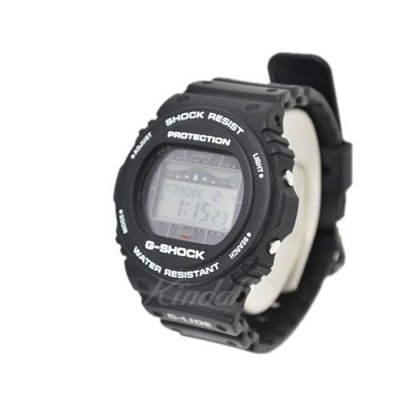 【中古】G-SHOCK 腕時計 GWX-5700CS ブラック 【送料無料】 【140219】(ジーショック)