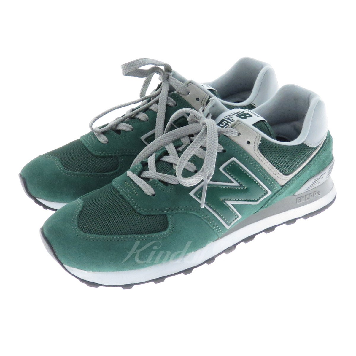 new product 15f83 215d5 NEW BALANCE ML574EGR sneakers green size: 27. 5cm (New Balance)