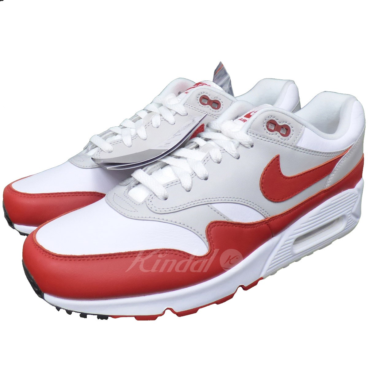 separation shoes 37a14 46349 NIKE AIR MAX 901 air max 90 sneakers red X white size US10. 5 (28.5cm) ( Nike)