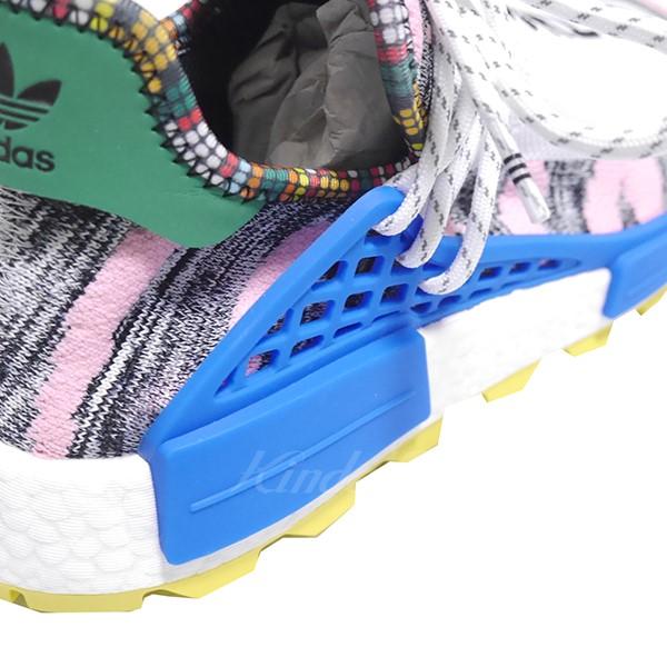 adidas X Pharrell Williams Solar HU NMD N M D Chisa Malle is: 25 5 (Adidas Farrell Williams)