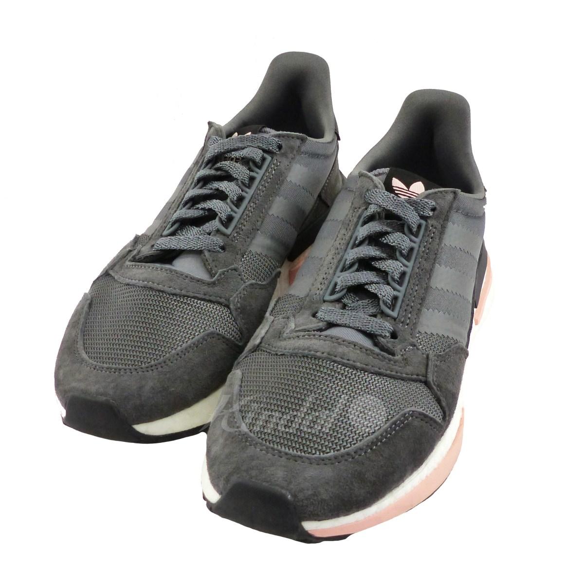 timeless design efb7d c313f adidas 2018AW ZX 500 RM gray X pink size: 26. 5cm (Adidas)
