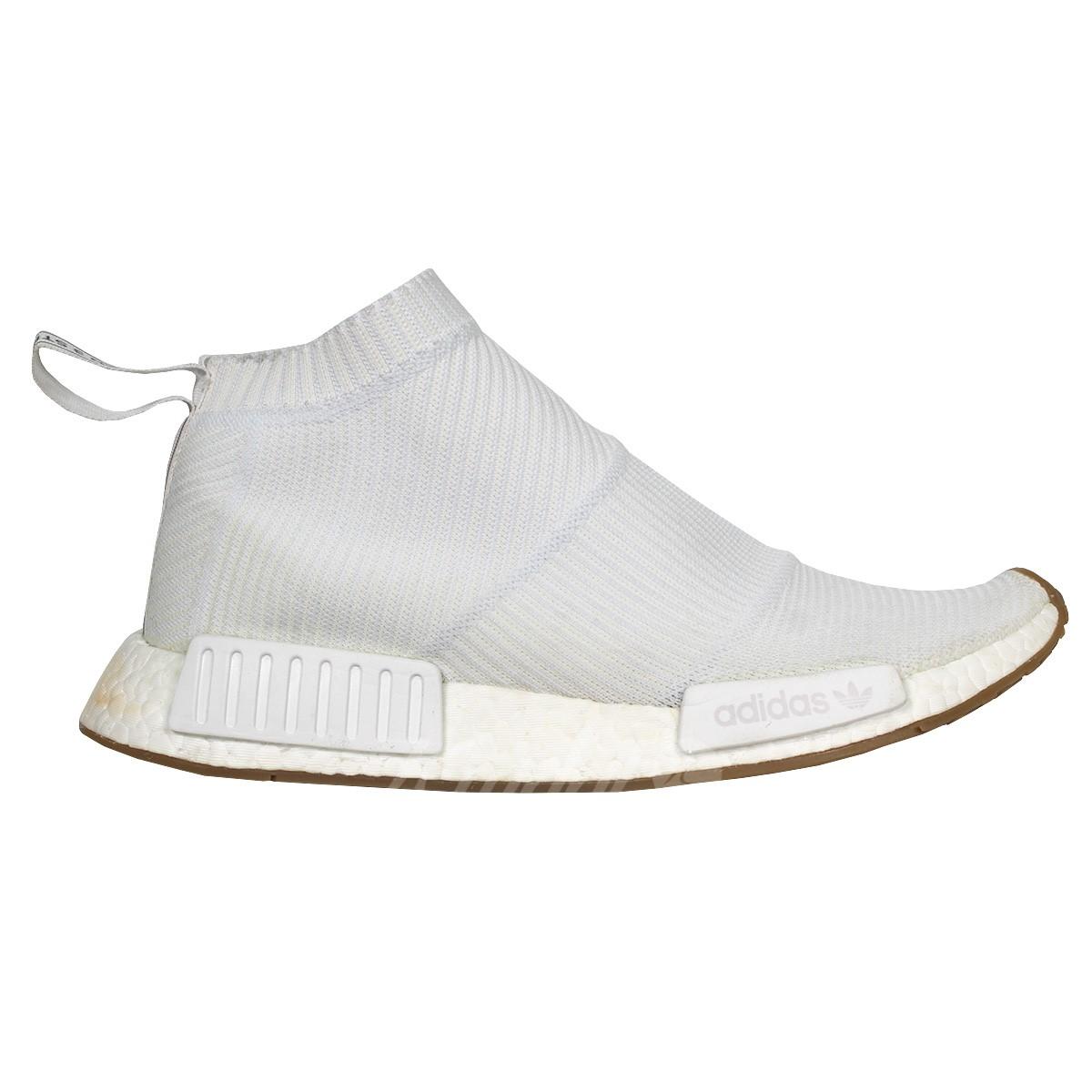 half off 47c93 42767 adidas NMD CS1 CITY SOCK PK higher frequency elimination socks knee car  white size: 28. 0cm (Adidas)