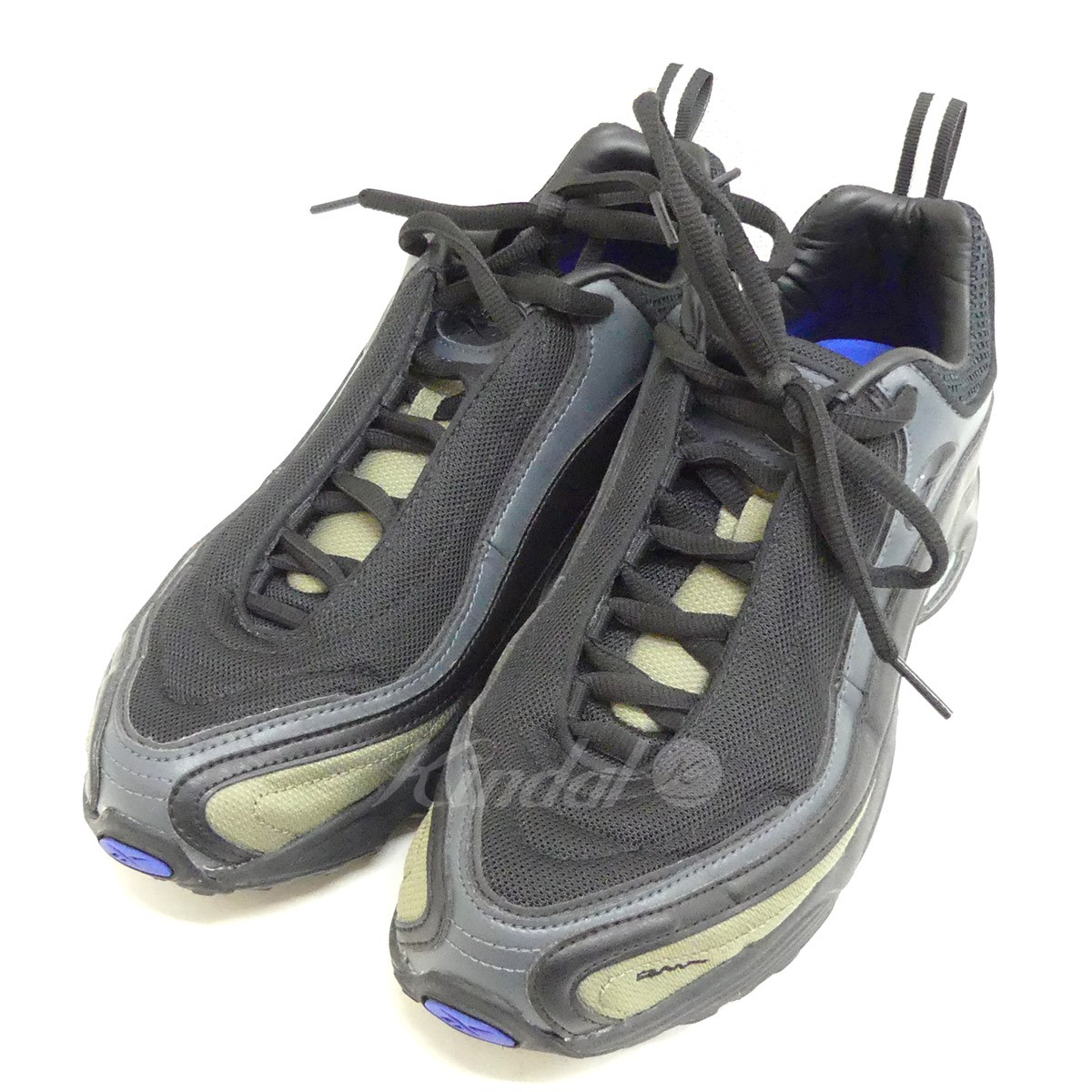 huge sale lowest discount cheap for discount REEBOK X VAINL ARCHIVE DAYTONA DMX VA sneakers 2018AW black size: 28cm  (Reebok X ヴァイナルアーカイブ)