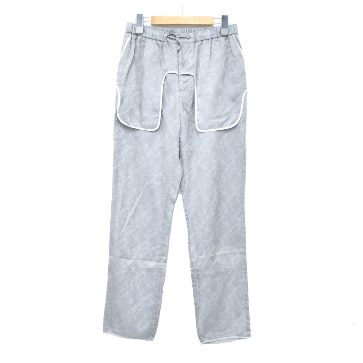 【中古】Nobuyuki Matsui Garden別注 Pocket Trousers Paisery pants グレー サイズ:2 【送料無料】 【020319】(ノブユキ マツイ)