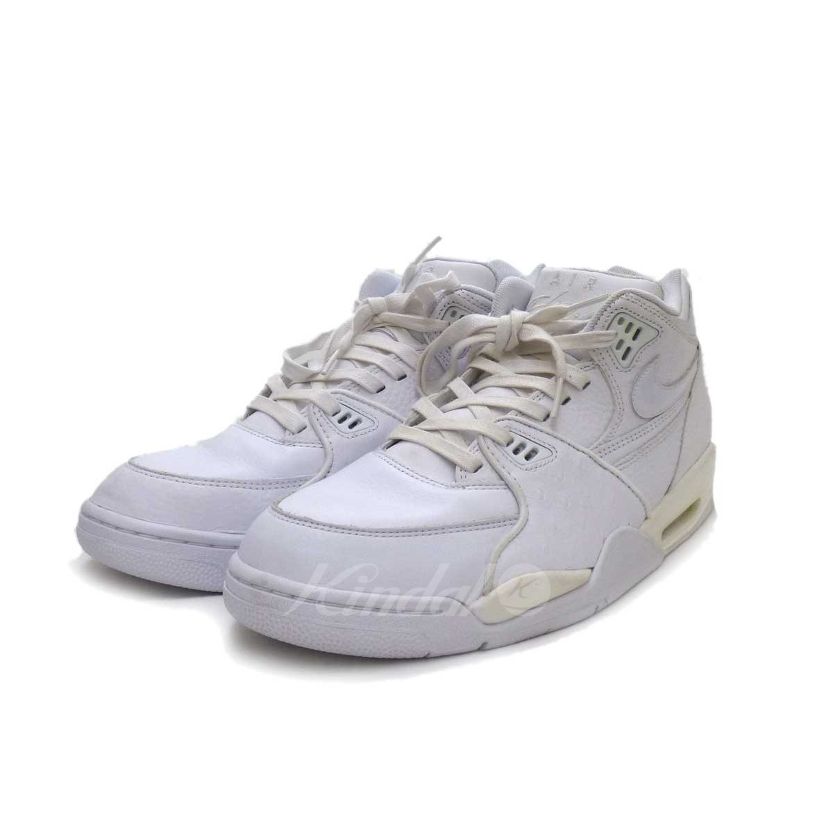 NIKE AIR FLIGHT 89 LE QS sneakers white size: 29. 5