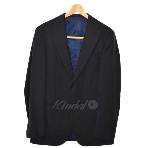 【中古】Brilla per il gusto 段帰り3Bセットアップスーツ ブラック サイズ:48 【送料無料】 【060319】(ブリッラ ペル イル グースト)