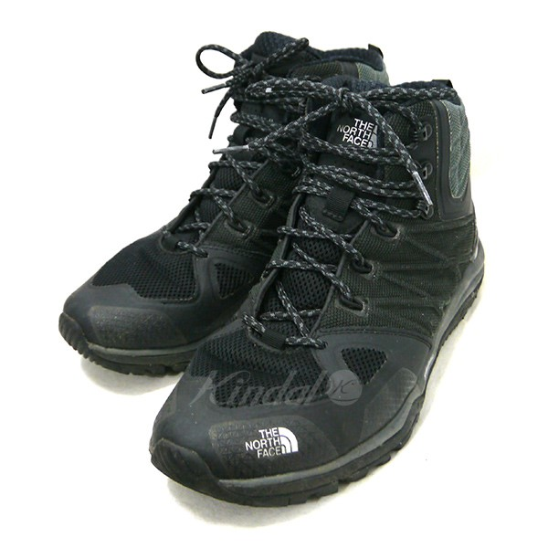 the latest fc417 abaa4 THE NORTH FACE Ultra Fastpack II Mid Gore-Tex Boots Gore-Tex boots black  size: 27. 5 (the North Face)