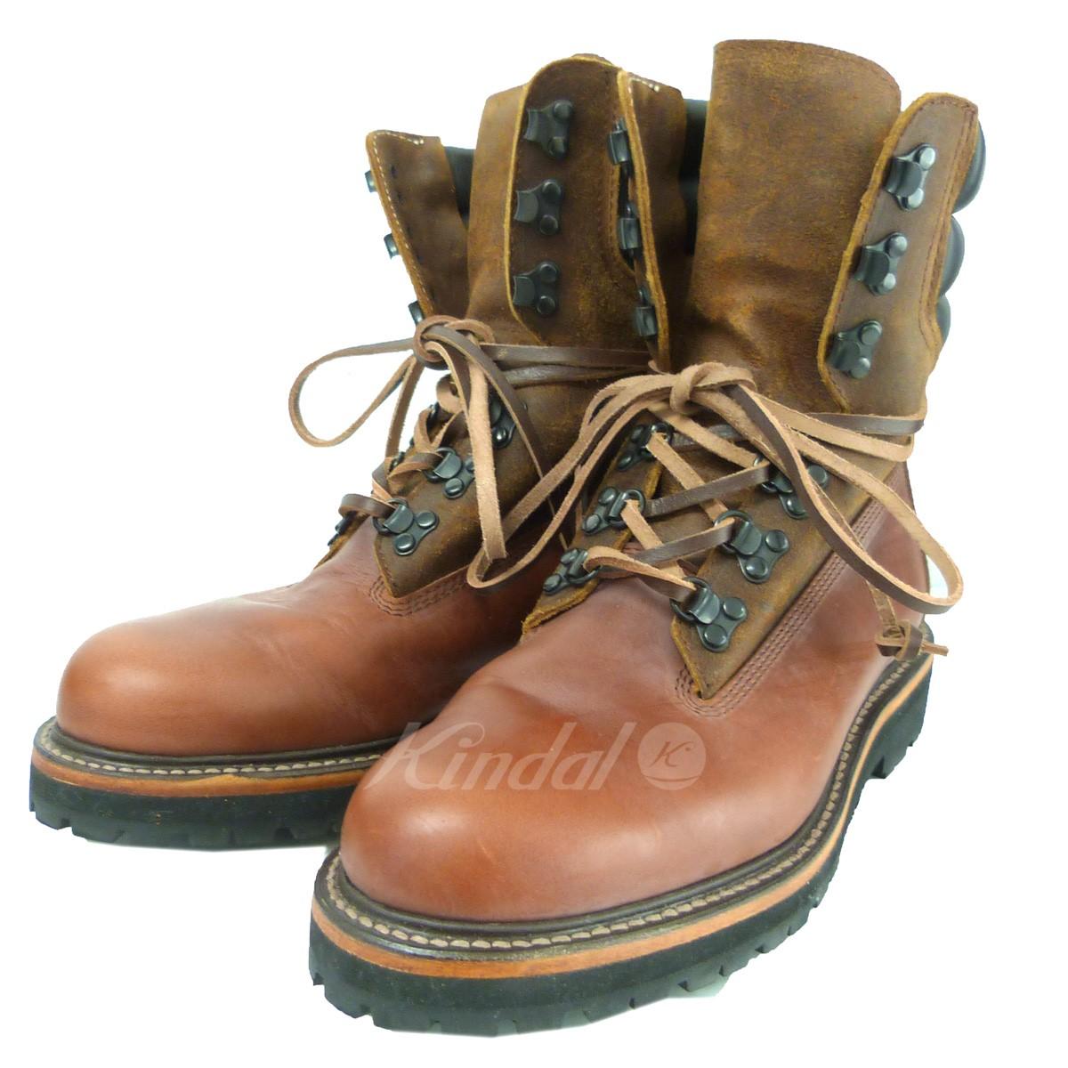 【中古】SUNSEA 14AW 「3way suede boots」3WAYスウェードブーツ ブラウン サイズ:3 【送料無料】 【070319】(サンシー), Timeless 6ea43530