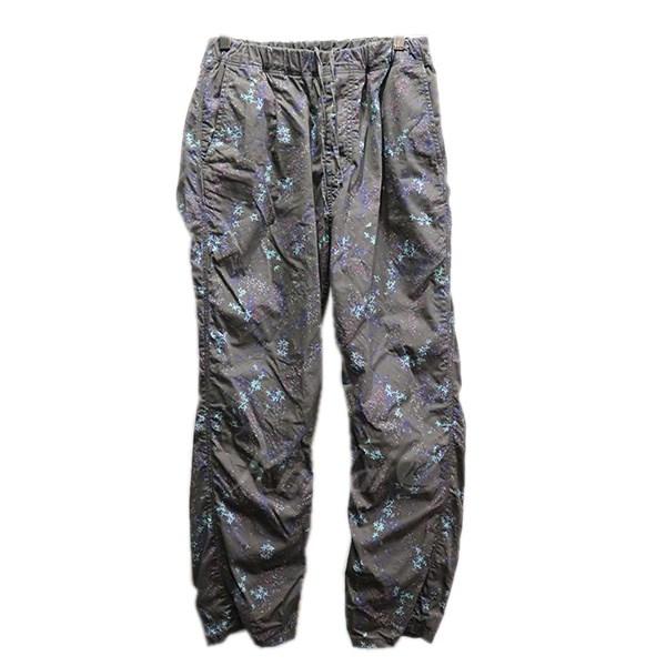 【中古】nonnative 19SS MANAGER EASY PANTS RELAX FIT COTTON  パンツ グリーン サイズ:1 【送料無料】 【080319】(ノンネイティブ)